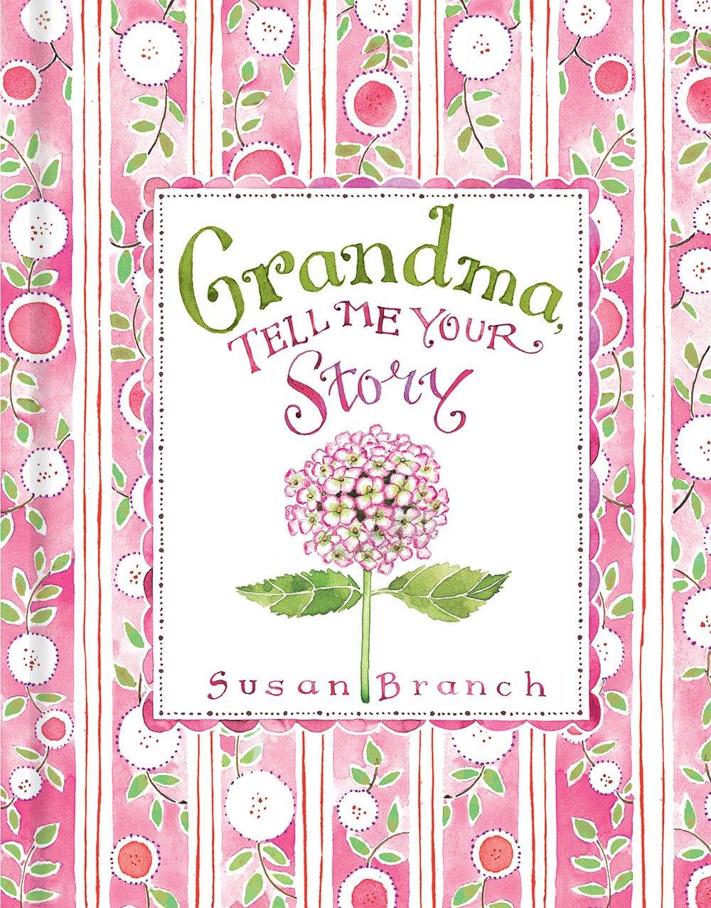 Grandma Tell Me Your Story Keepsake Journal