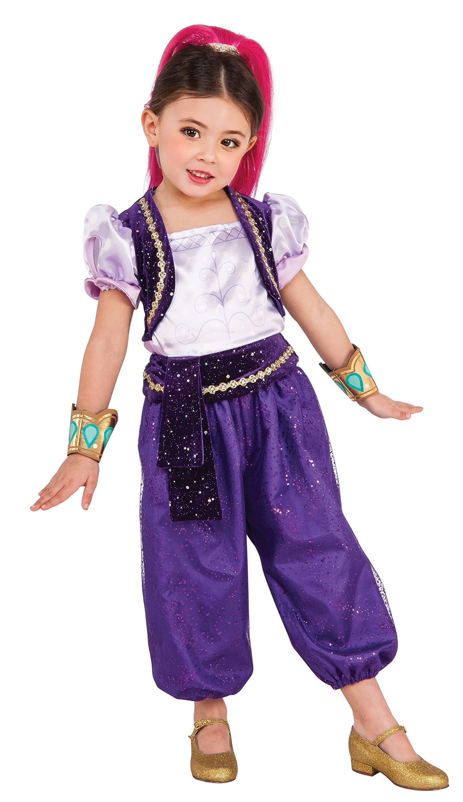 Rubie's Costume Shimmer & Shine Deluxe Shimmer Costume, Small