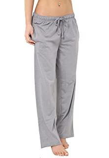 5b9a672373 FASHION INSTYLE Women s Ladies Single Jersey Pyjama Bottoms Lounge Pants  Trousers Night PJS