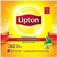 Lipton Black Tea Bags Americas Favorite Tea 312 Count