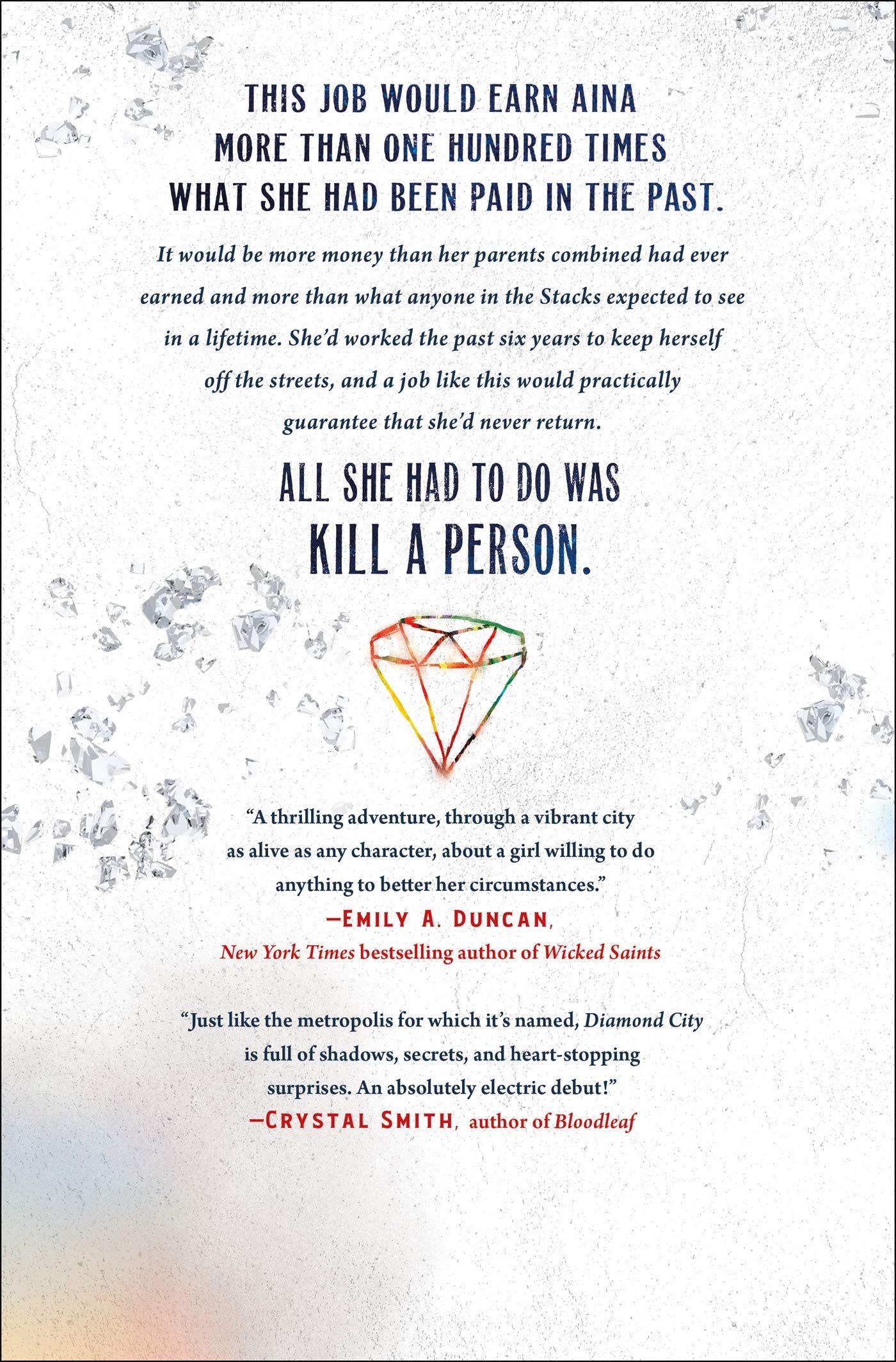 Amazon.com: Diamond City: A Novel (9781250220448): Francesca ...