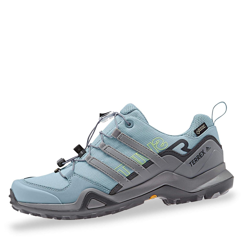 Adidas Damen Terrex Swift R2 GTX W Fitnessschuhe blau, 43.3 EU