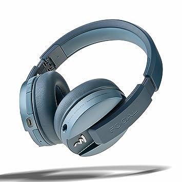 Focal Casque Audio Sans Fil Bleu Amazonfr High Tech