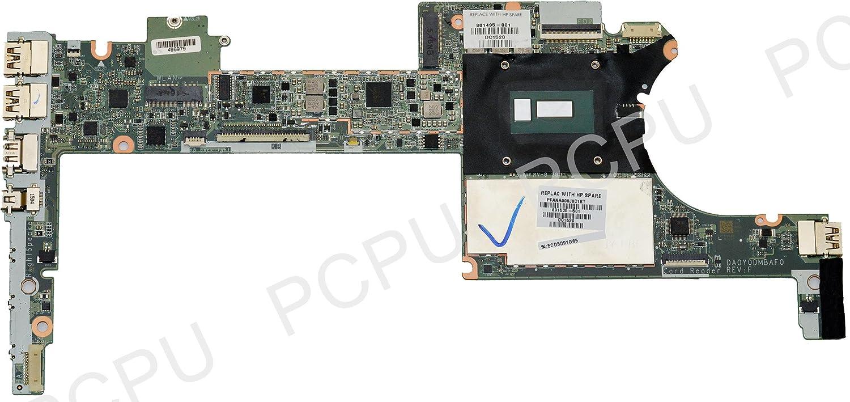 801505-501 HP Spectre X360 13-4000 Laptop Motherboard 8GB w/Intel i7-5500U 2.4GHz CPU