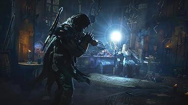La Tierra-Media: Sombras De Mordor [Importación USA]: Amazon.es ...