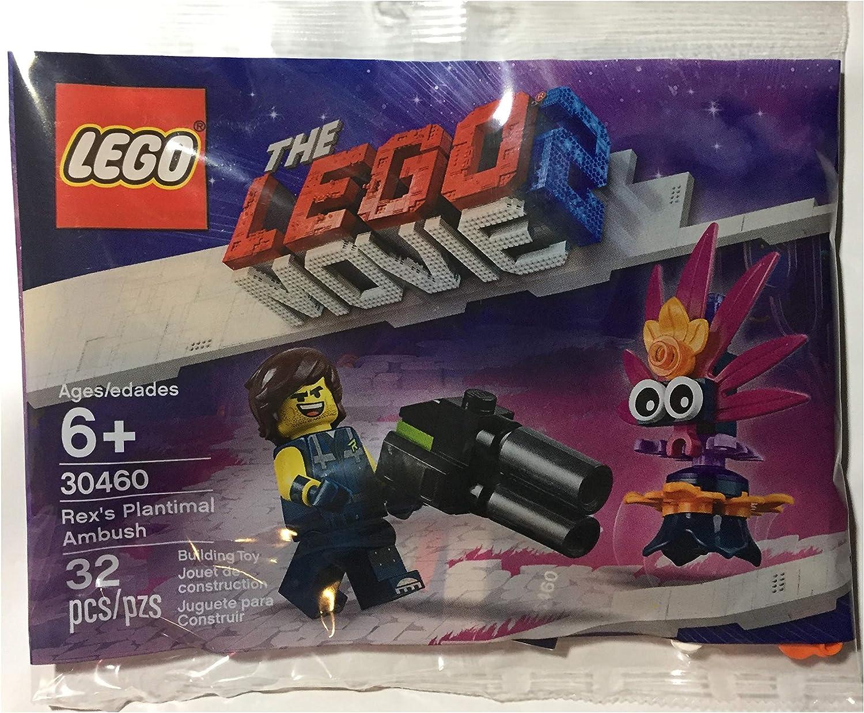 LEGO Movie 2 Rex's Plantimal Ambush 30460 Polybag 32 Pieces