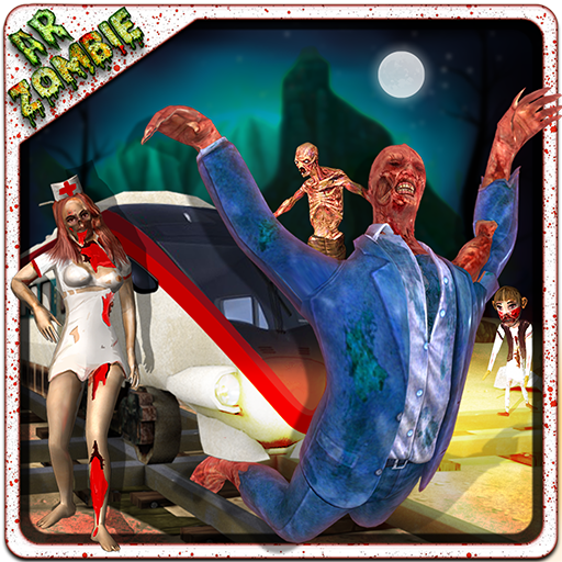 Amazon.com: Zombie War vs. Train : AR Game: Appstore for Android
