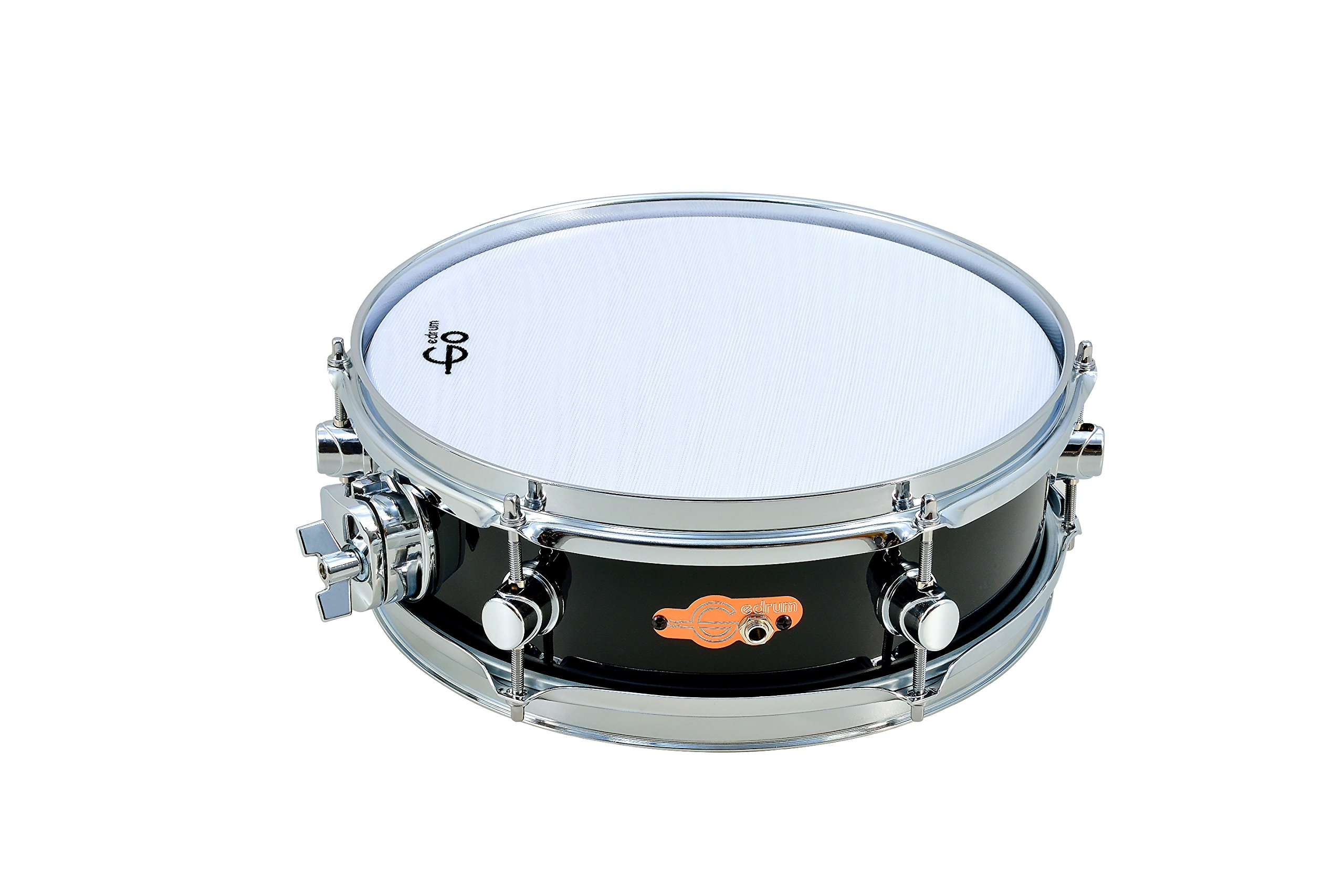 Goedrum GED12 12 inch Electronic Snare Drum Color Black by Goedrum
