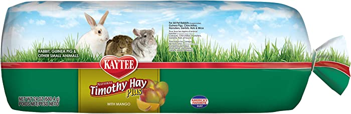 The Best Timothy Hay Apple