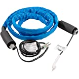 Camco 12ft TastePURE Heated Drinking Water Hose with Thermostat - Lead and BPA Free, Reinforced for Maximum Kink…
