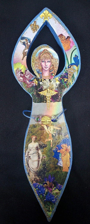 Greek Messenger of the Gods /& Keeper of the Rainbow Iris