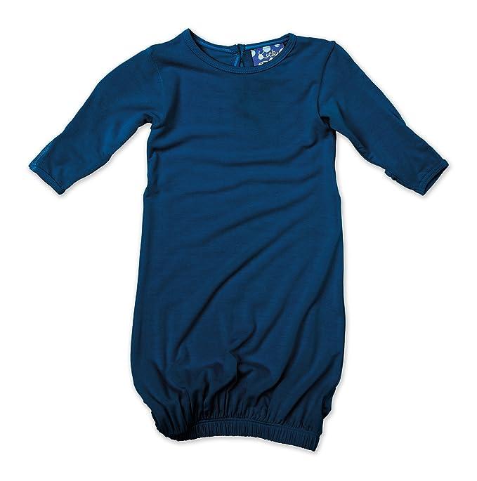 Amazon.com: Kickee Pants Baby Girls\' Layette Gown, Twilight: Clothing