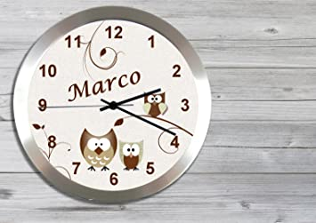 enfants horloge radio horloge murale enfants chambre horloge avec