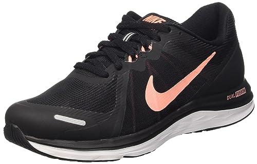 Nike Women's Dual Fusion X 2 Running Shoes, Black (Black/Atomic Pink-