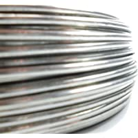 Aluminiumdraad Ø 3 mm - lengte: 53 m - 1 kg