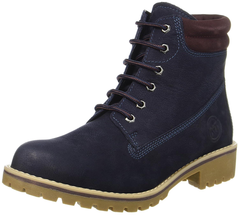 Damen 26284 Stiefel, Blau (Sky Comb), 41 EU Marco Tozzi