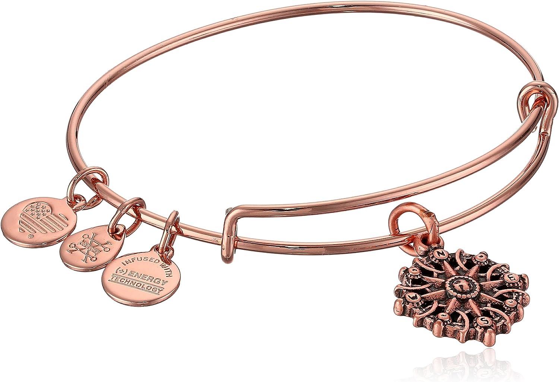 Alex and ANI Compass III Bangle Bracelet