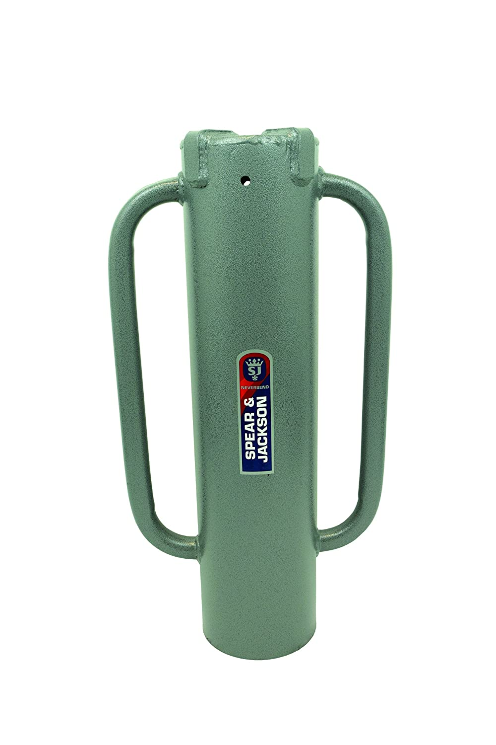 Spear & Jackson PHR5 Landscaping and Fencing Post Hole Rammer, Black