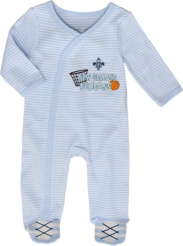 NBA Newborn B-Ball Best 2 Piece Coverall Set