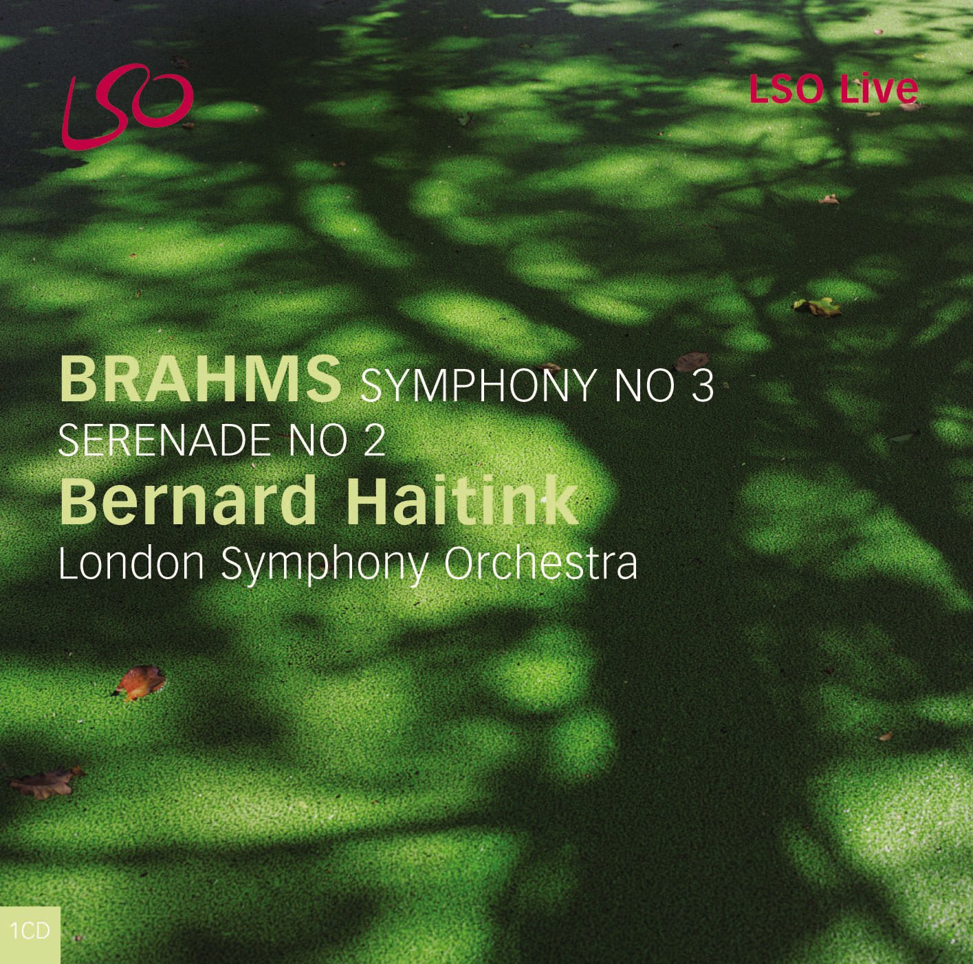 Brahms: Symphony No.3, Serenade No.2 by LSO LIVE