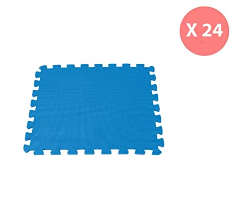 Intex offerta piastrelle antiscivolo per fondo piscina ad