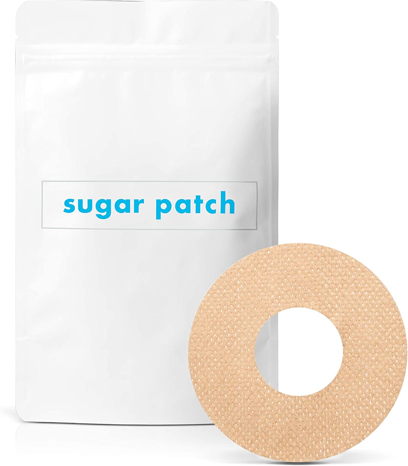 My Sugar Patch Waterproof Adhesive Patch for Abbott Freestyle Libre – Pack of 30 81HWdcc1eRL