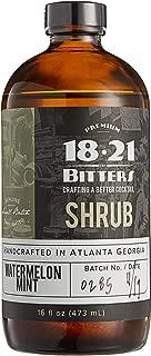 product image for 18.21 Bitters 16 oz. Watermelon Mint Shrub (Drinking Vinegar)
