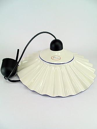 Lámpara Diseño Negro Techo, Lámparas cable de plástico con plato ...