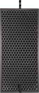 LifeSupplyUSA Replacement Odor Eliminator Carbon Filter Compatible with Rowenta XD6060 XD6065 fits PU4010 - PU4015, PU4020 - PU4025 Intense Pure Air Purifiers