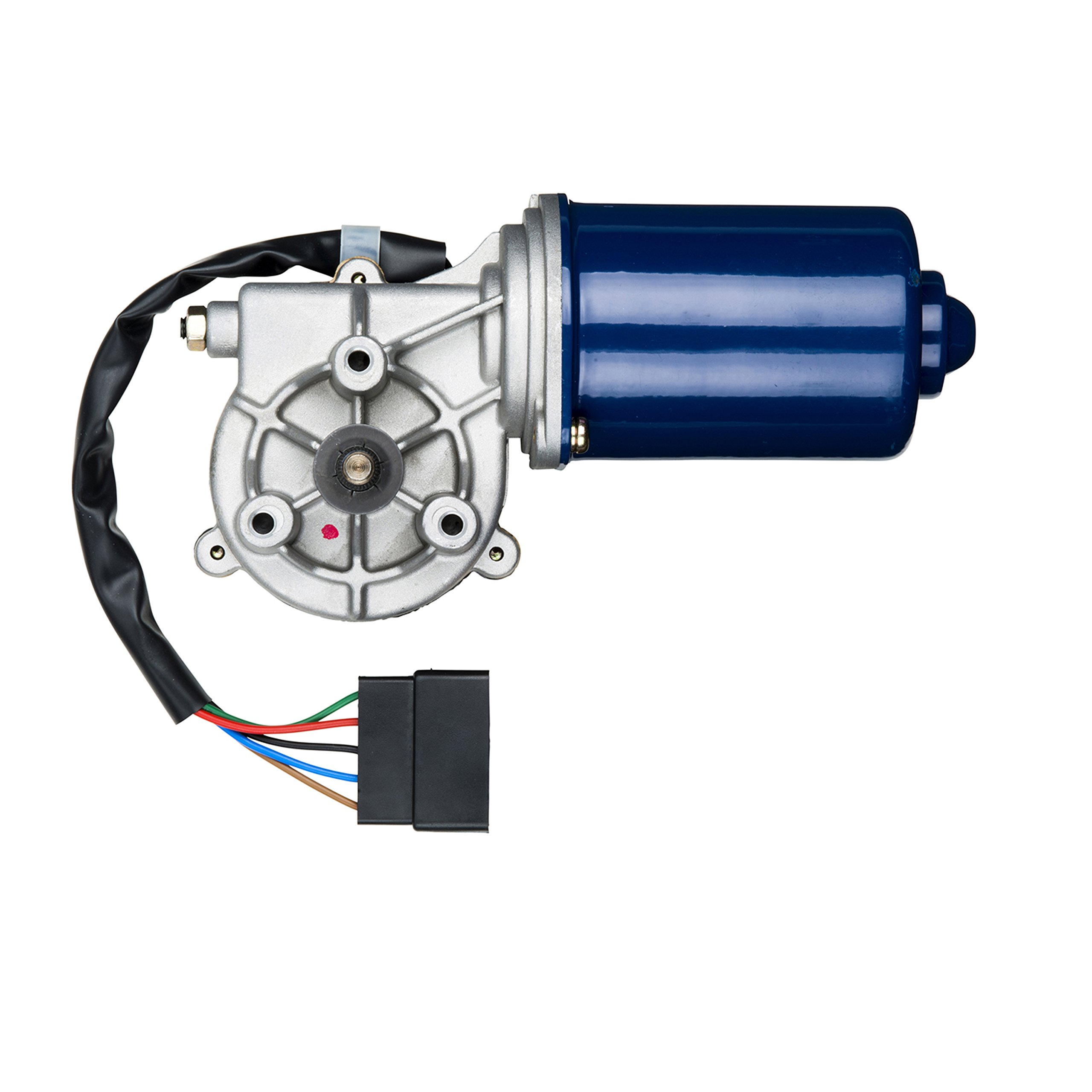 Wexco Wiper Motor, H137, (411.01301.2824) 24V, 32Nm, Coast-to-Park Wiper Motor by AutoTex