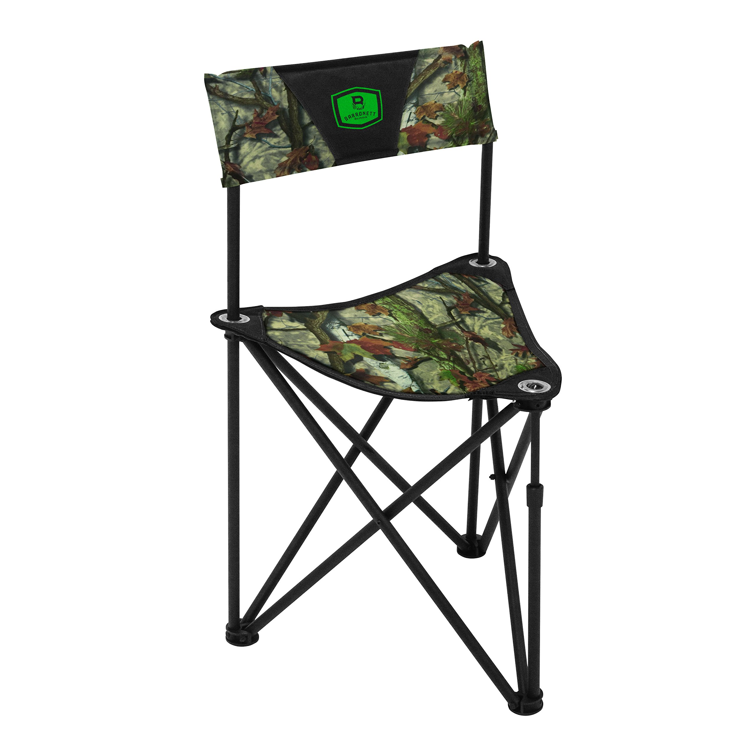 Barronett Blinds BC101 Tripod XL Folding Hunting Chair, Bloodtrail Camo by Barronett Blinds (Image #2)