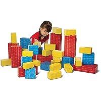 40-Piece Melissa & Doug Jumbo Cardboard Blocks Set