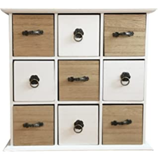huge selection of 8c15c a704d Other Beautiful Karina Heart 4 Drawer Chest - White: Amazon ...