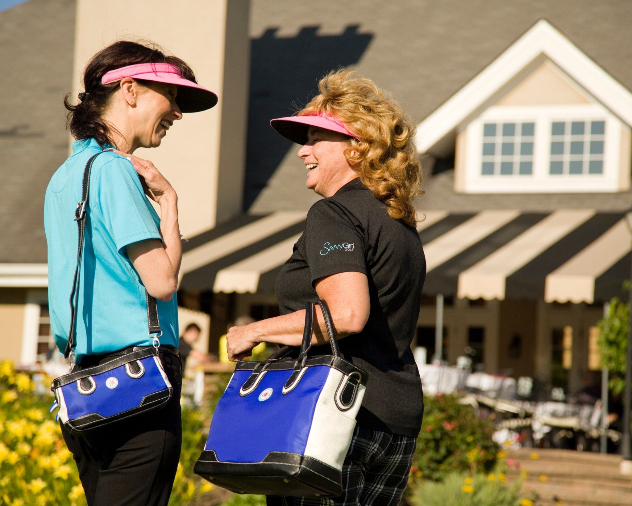 Savvy Girl Golf Signature Purse Keeps You Fashionable & Elegantly Organized by Savvy Girl Golf