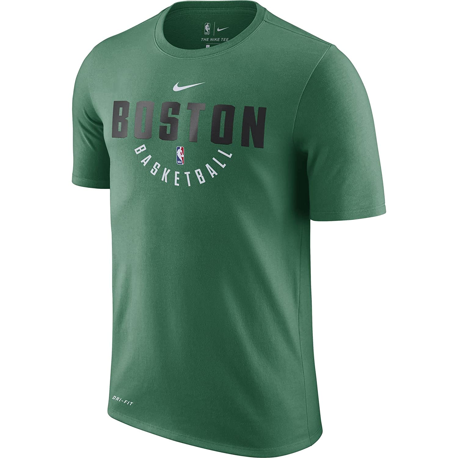 Nike NBA Boston Celtics Kyrie Irving 2017 2018 Dry Basketball Official, Camiseta de Hombre: Amazon.es: Ropa y accesorios
