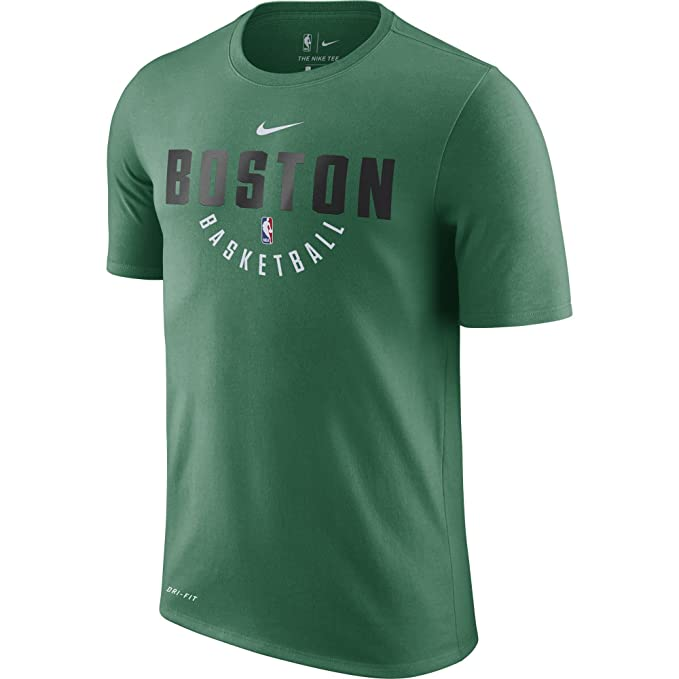 Nike NBA Boston Celtics Kyrie Irving 2017 2018 Dry Basketball Official, Camiseta de Hombre