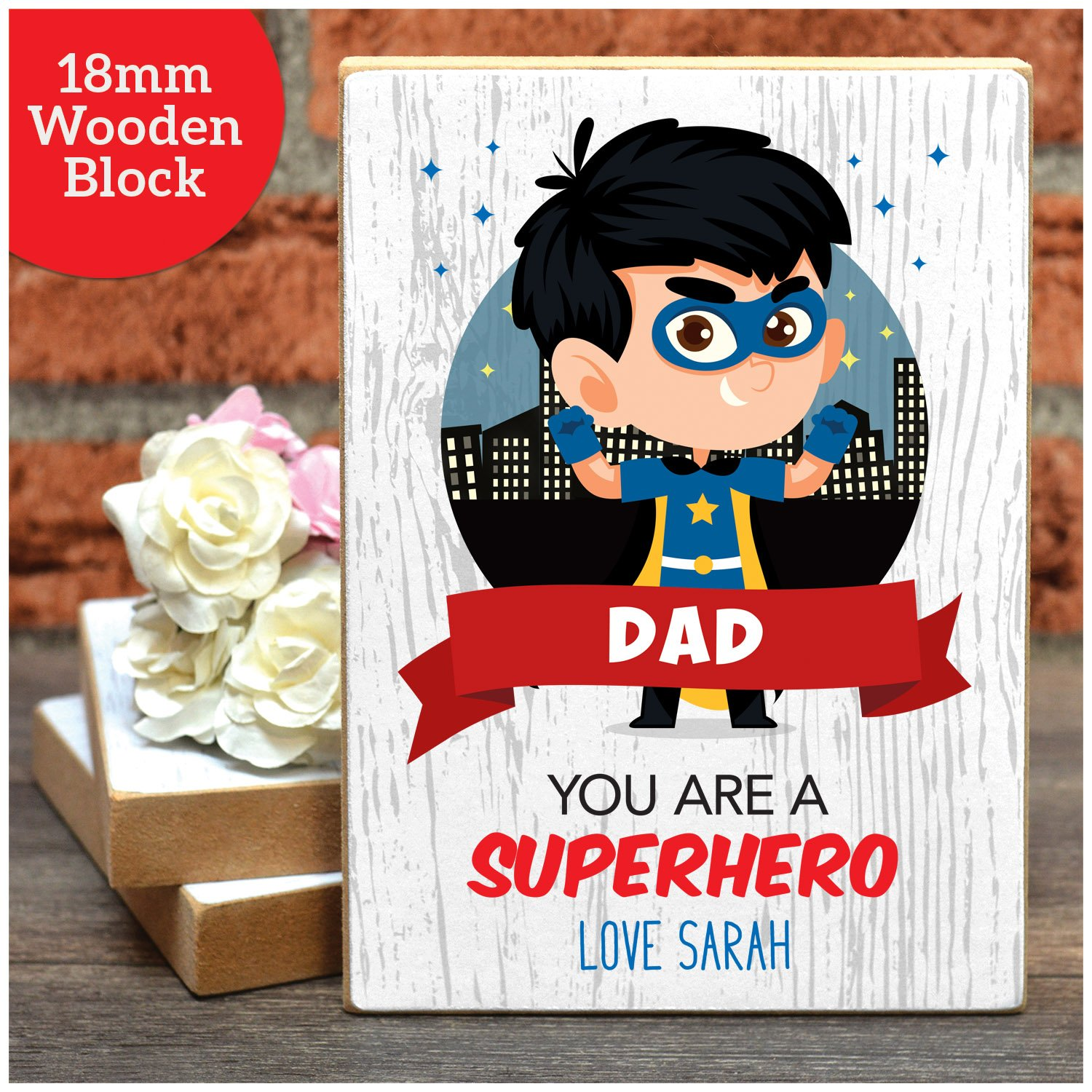 PERSONALISED Birthday Gifts For Dad Daddy Father Grandad Gramps Uncle Presents