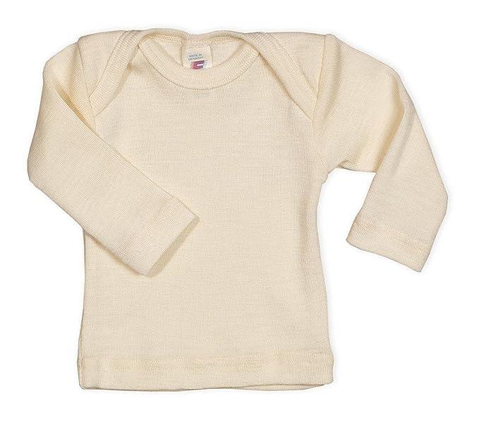 Engel GmbH - Engel 100% sobre-para el cuello lana de merino orgánica de costura para chalecos de long-con cierre de solapa: Amazon.es: Ropa y accesorios