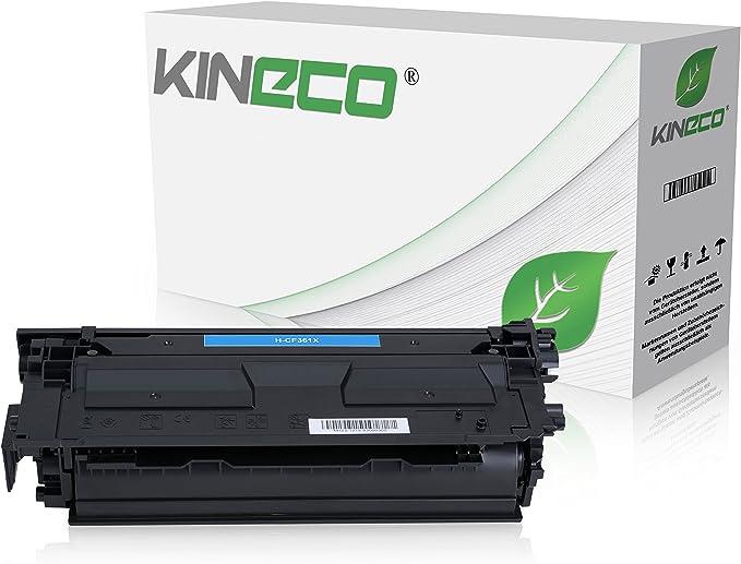 Kineco Toner Kompatibel Mit Hp Cf361x 508x Color Elektronik