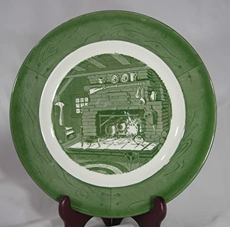 Royal China Company Old Homestead Replacement Dinner Plate & Amazon.com | Royal China Company Old Homestead Replacement Dinner ...