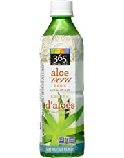365 Everyday Value Aloe Vera Juice Drink, 16.9 fl oz