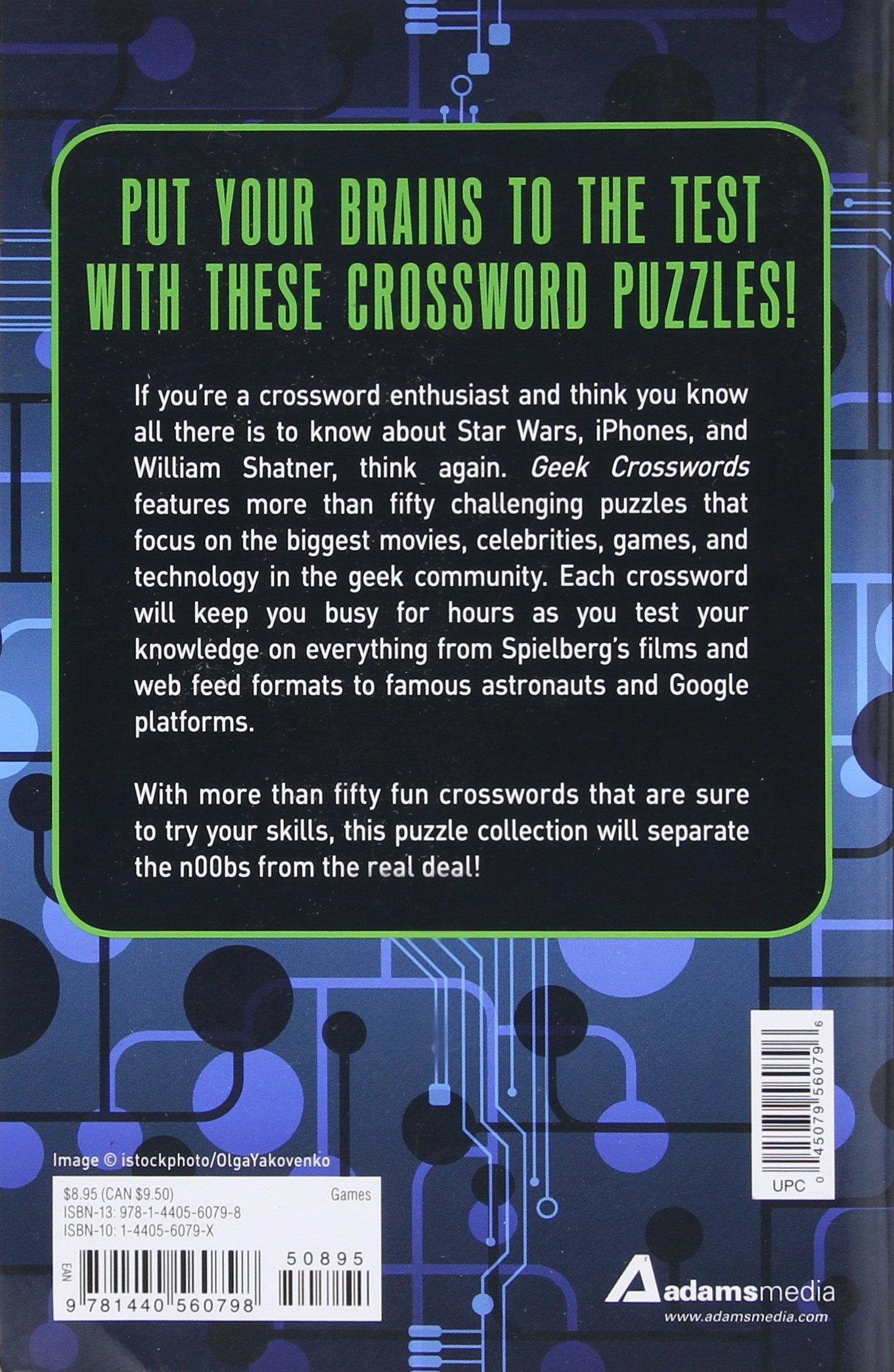 Geek Crosswords: From Aragorn to Zoidberg, More Than 50 Puzzles for ...