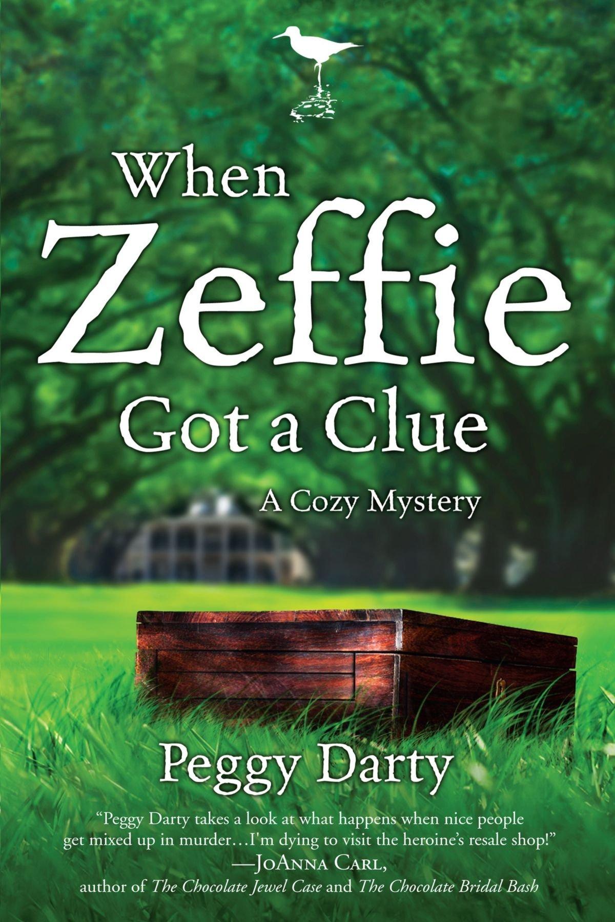 Read Online When Zeffie Got a Clue (Christy Castleman Mysteries #3) pdf epub