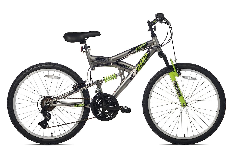 bb2631c0b2e Northwoods Aluminum Full Suspension Mountain Bike: Amazon.ca: Sports &  Outdoors