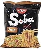 Nissin Yakisoba Noodle di grano Saraceno al Curry Instant - 110 gr