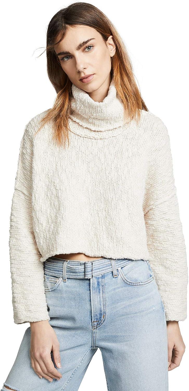 Free People | Big Easy Cowl Sweater | Cream