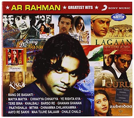 A R Rahman   His Greatest Hits Film Songs available at Amazon for Rs.49