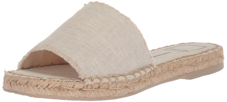 Dolce Vita Women's Bobbi Slide Sandal B078BQFPY4 6 B(M) US|Sand Linen