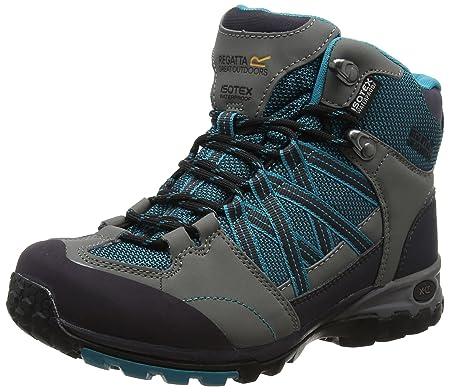 L Samaris Low, Womens Low Rise Hiking Boots Regatta
