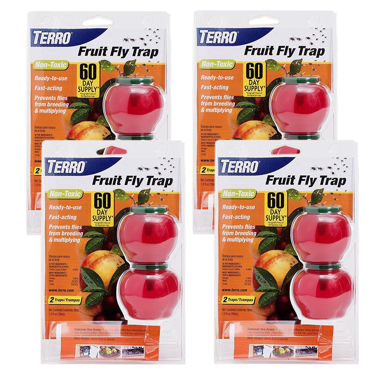 Terro Fruit (4 Pack) - Includes The SJ pest Guide eBook